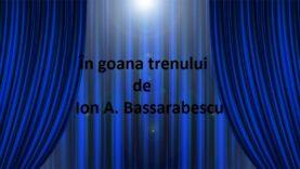 În goana trenului de Ion A. Bassarabescu (1980) comedie latimp.eu