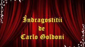 Îndragostiţii de Carlo Goldoni