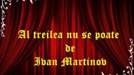 Al treilea nu se poate de Ivan Martinov