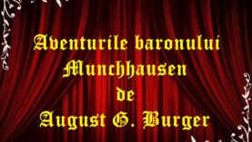 Aventurile baronului Munchhausen de August G. Burger
