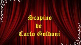 Scapino de Carlo Goldoni