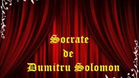 Socrate de Dumitru Solomon