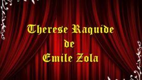 Therese Raquide de Emile Zola (1984) teatru radiofonic latimp.eu