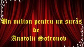 Un milion pentru un surâs de Anatolii Sofronov