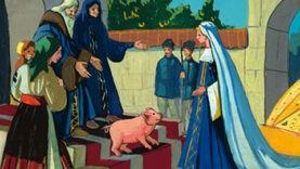 Povestea porcului de Ion Creangă povesti audio latimp.eu