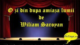 O zi din dupa amiaza lumii teatru latimp.eu3