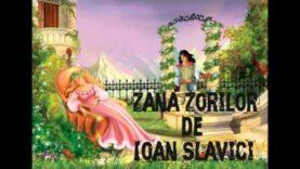 Zana Zorilor de Ioan Slavici povesti audio pentru copii latimp.eu