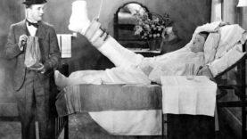 stan si bran – la spital film 1932 subtitrat romana online hd Oliver-Hardy-in-County-Hospital