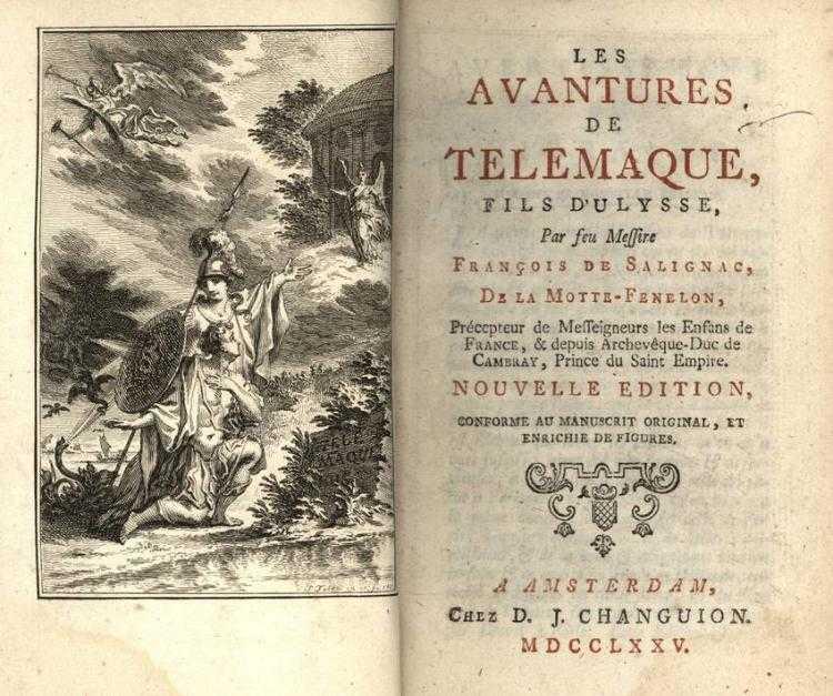 Aventurile lui Telemah teatru radiofonic clasici