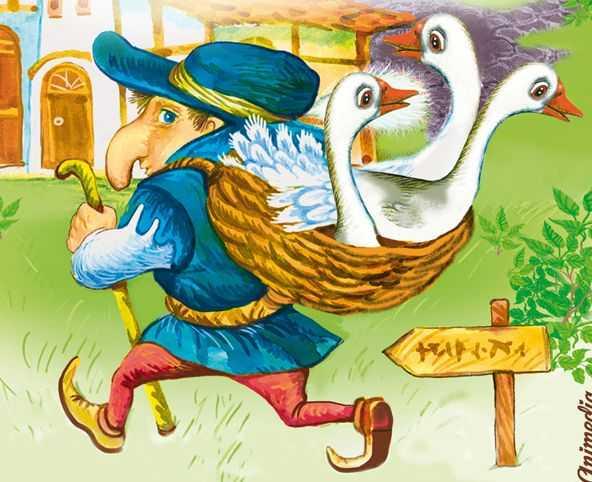 povesti audio pentru copii piticul bucator Wilhelm Hauff basme