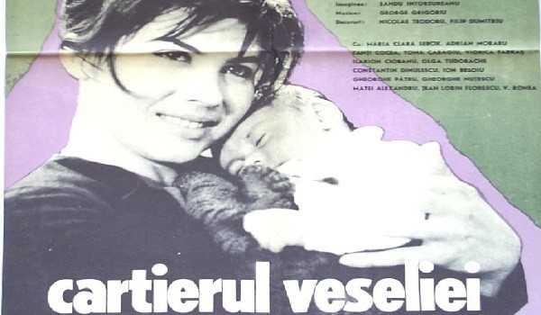 Cartierul veseliei -film romanesc vechi online 1964 latimp.eu