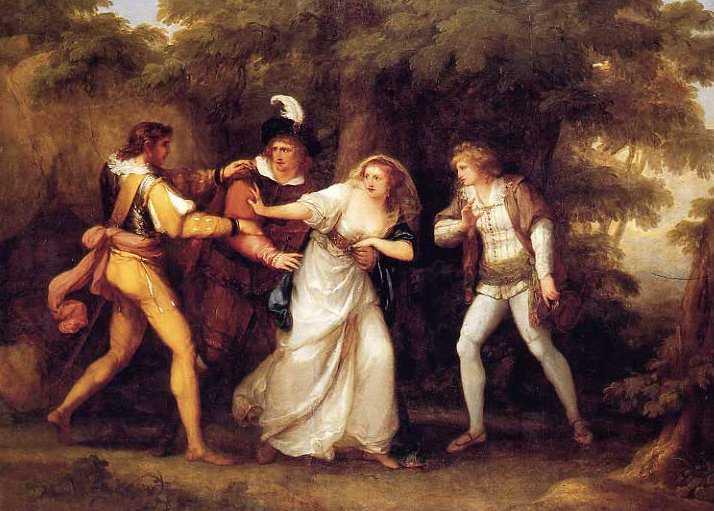 Cei doi tineri din Verona – teatru radiofonic piesa comedie dragoste romantica William Shakespeare