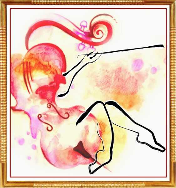 Nud cu vioara – teatru audio comedie arta snobism Noel Coward [800×600]