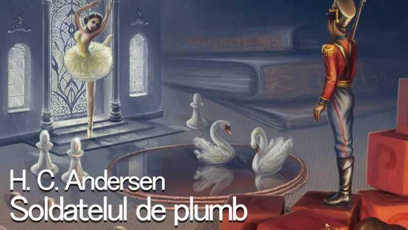 soldatelul de plumb poveste audio pentru copii de hans christian andersen latimp.eu