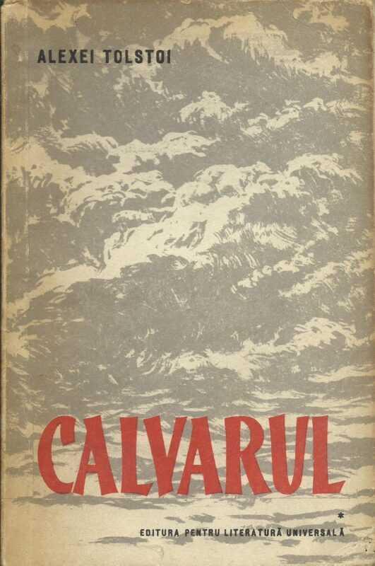 Calvarul de Tolstoi teatru radiofonic biografic la microfon (1983)