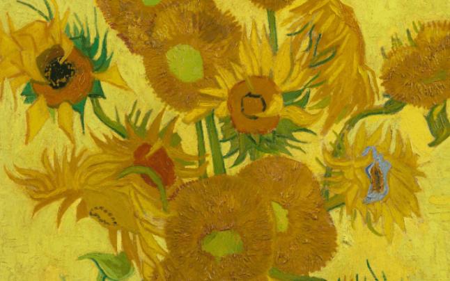 Floarea soarelui de Vincent van Gogh teatru radiofonic biografic latimp.eu