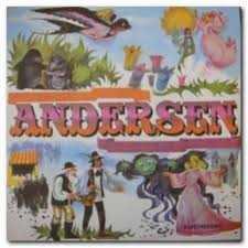 Randunica spune o poveste de Hans Christian Andersen povesti audio pe vinil la microfon latimp.eu