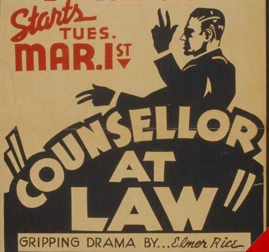 Elmer Rice -avocatul -teatru audio comedie juridica sociala