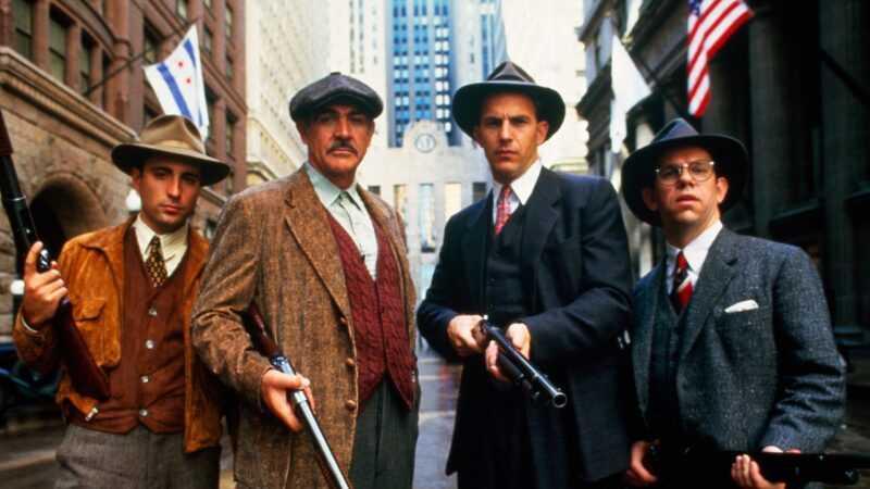 Incoruptibilii (Untouchables) film artistic drama mafie (1987) latimp.eu