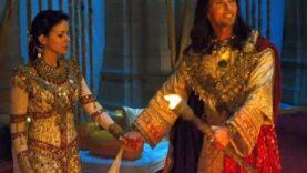 O noapte cu regele (One Night with the King) film drama romantica credinta si religie (2006)