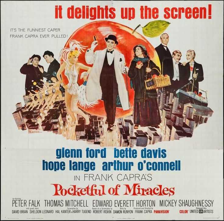 filme vechi comedie subtitrare romana pocketful of miracles 1961