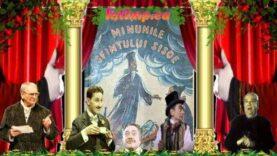 Minunile Sfantului Sisoe – teatru audio comedie crestina satirica George Toparceanu latimp.eu