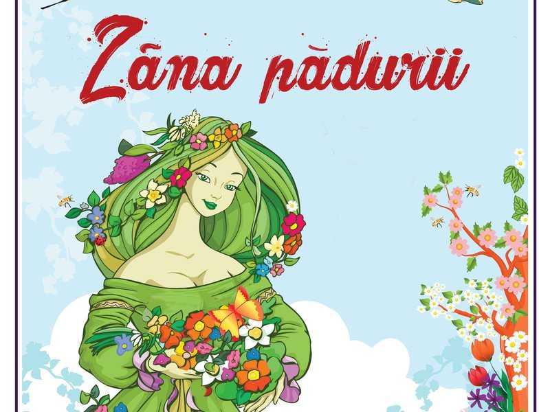 Zâna Pădurilor de Laurentiu Faifer povesti românești la microfon pentru copii