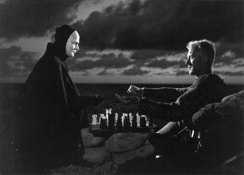 filme clasice de arta credinta Det Sjunde inseglet (1957) subtitrat romana online a saptea pecete