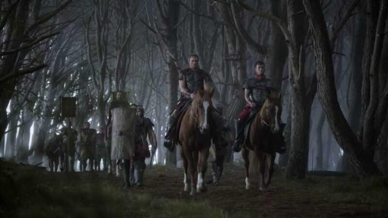 imperiul roman sezonul 2