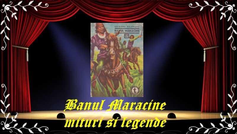 Banul Mărăcine mituri si legende populare românesti teatru radiofonic (1969)latimp.eu teatru
