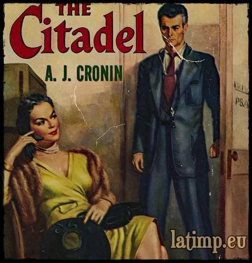 Citadela-teatru audio la microfon Cronin