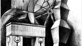 Coloana nesfârșită de Mircea Eliade teatru radiofonic la microfon (1981)