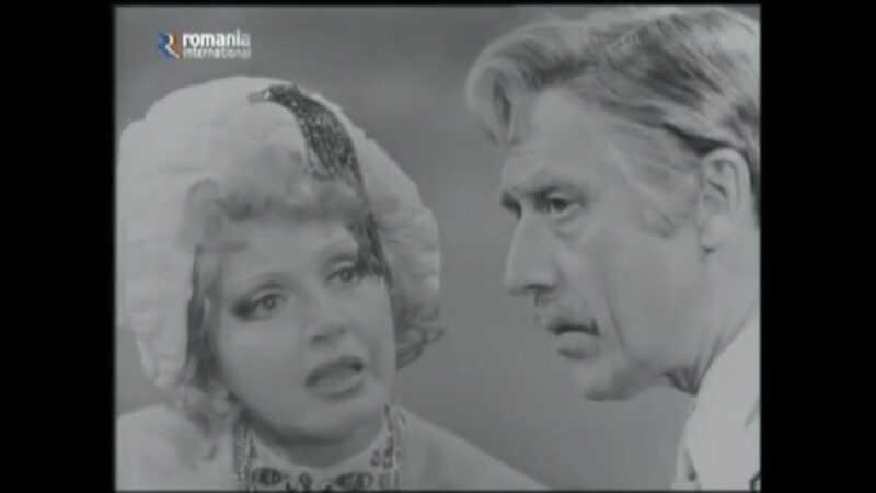 Comedie de modă veche teatru TV de Aleksei Nikolaevici Arbuzovvechi (1974)