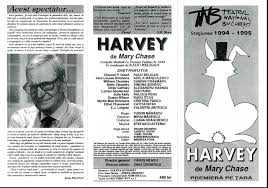 Harvey de Mary Chase teatru TV cu Radu Beligan teatru latimp.eu