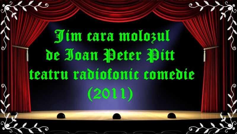 Jim cară molozul de Ioan Peter Pitt teatru radiofonic comedie (2011) latimp.eu teatru