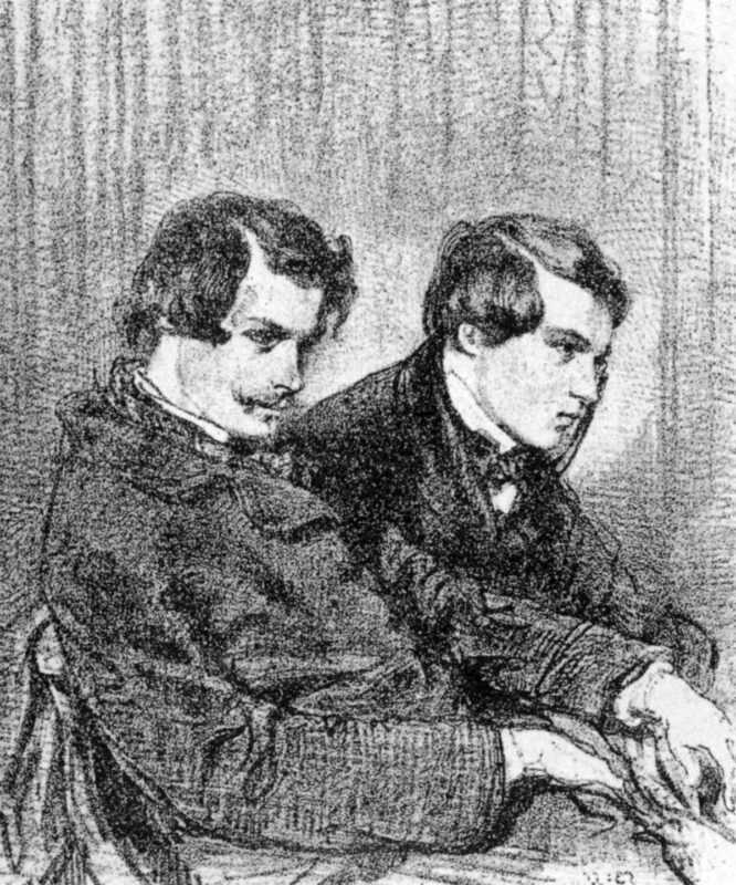 Jurnalul fraţilor Goncourt teatru radiofonic jurmale si biografii