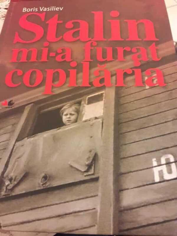 Stalin mi-a furat copilăria de Boris Vasiliev teatru radiofonic drama (2019) partea I