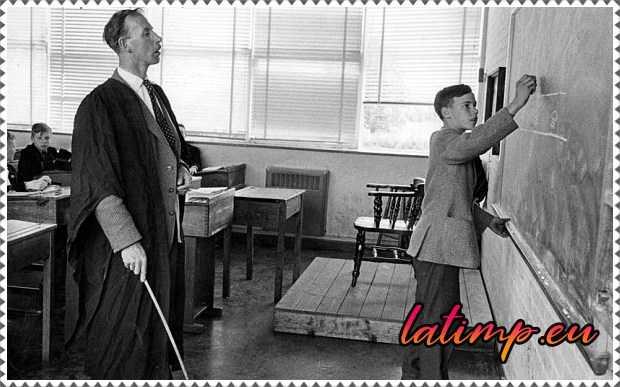 Tema pentru acasă – teatru audio pentru parintii copiilor de scoala Mile Poposki