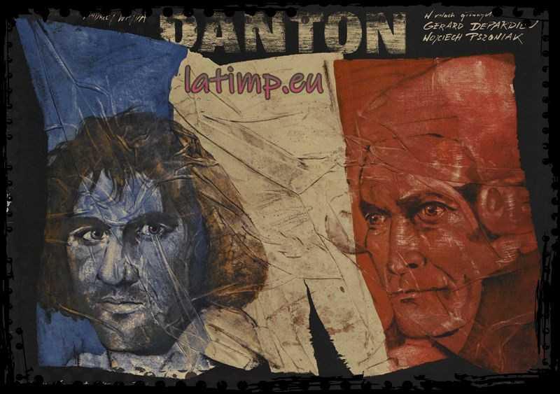danton 1983 film subtitrat romana istoric revolutia franceza online