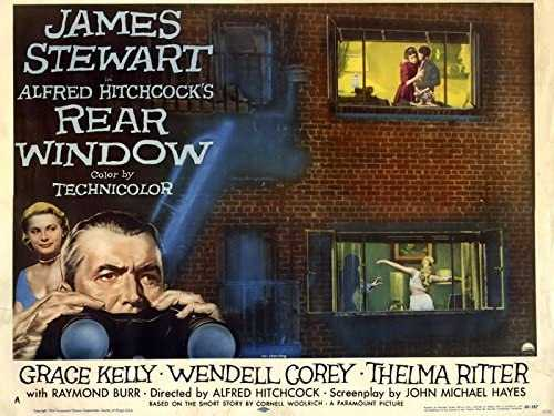 in spatele ferestrei Rear Window 1954-film romantic-misterios subtitrat romana