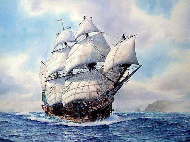 Corabia din adâncul mării basme si povesti populare la microfon latimp.eu