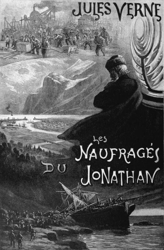 Naufragiatii de pe Jonathan de Jules Verne teatru radiofonic la microfon latimp.eu