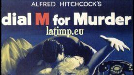 Dial M for Murder 1954 C pentru Crima film noir clasic subtitrat romana